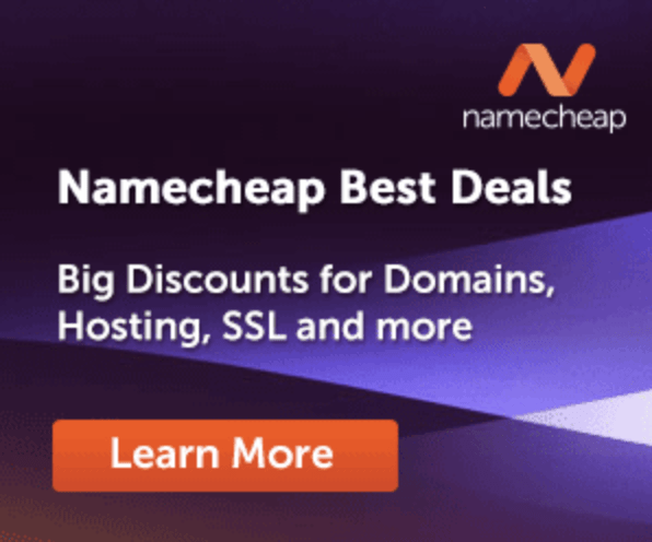 namecheap best deals