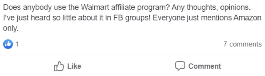 Walmart Affiliate Program Reviews