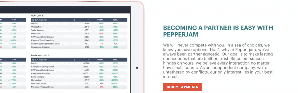 Pepperjam login