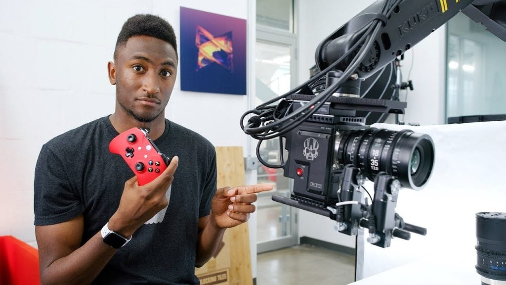 What Is MKBHD Marques Brownlee Net Worth