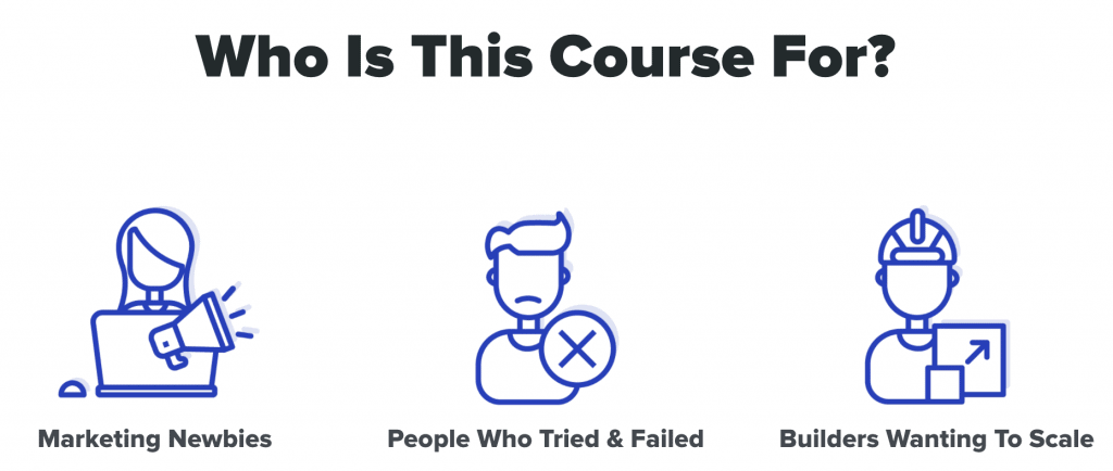 who is this course for?
