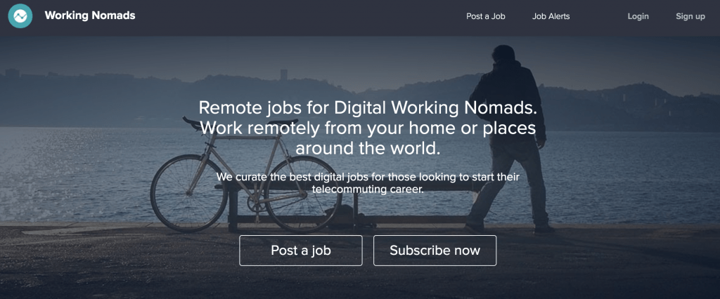Working Nomads Review