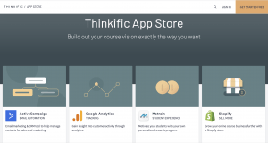 Thinkific App Store Review